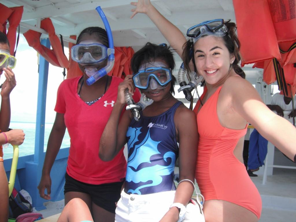 Lyford Cay Grade 8