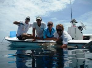 Shark Update Fresh Creek
