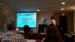 Dr. Craig Dahlgren provides a review of coral reef ecology and threats present in The Bahamas.