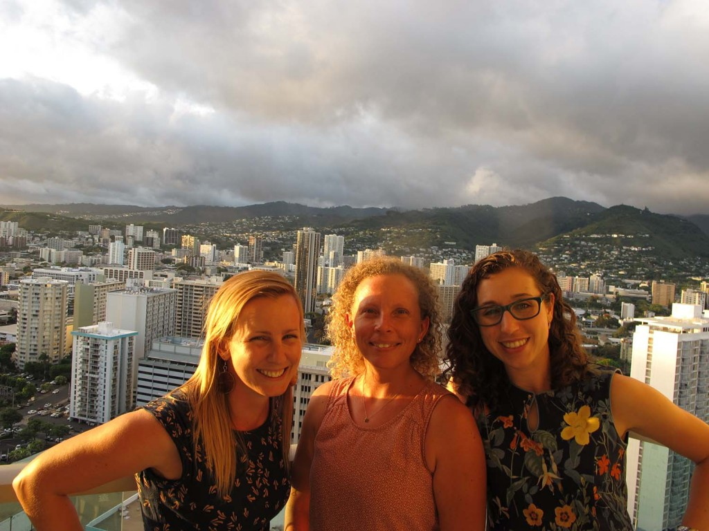 ICRS was attended by a number of the Island School community. Dr Curtis-Quick met Island School faculty alums Jill Harris and Kim Falinski along with numerous CEI visiting researchers and CEI intern alum Jason Selwyn.